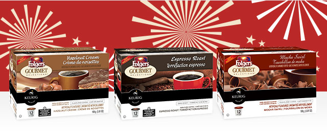 Buy 3: Folgers® K-Cup® pods coupon