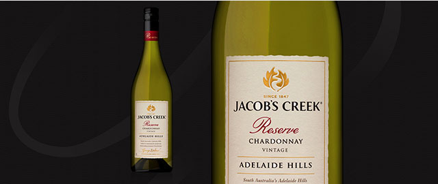 Jacob's Creek® Reserve Adelaide Hills Chardonnay* coupon