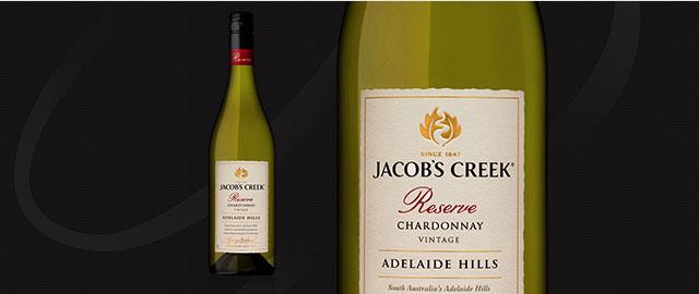 Jacob's Creek® Reserve Adelaide Hills Chardonnay* coupon