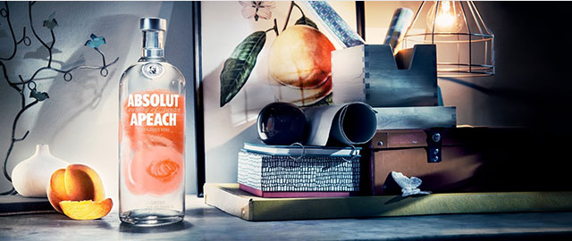 Vodka Absolut® Apeach* coupon