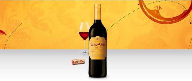 Campo Viejo® Tempranillo* coupon