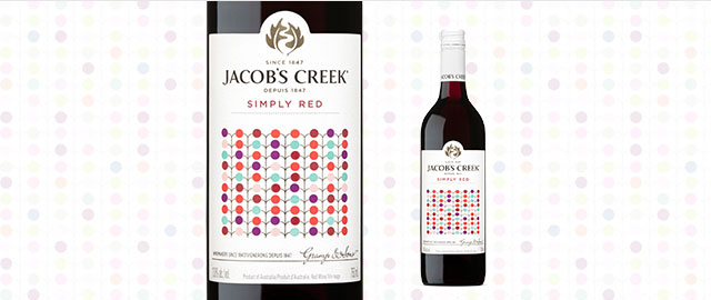 Jacob's Creek™ Simply Red* coupon