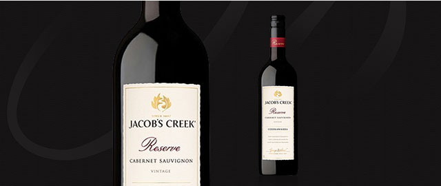 Jacob's Creek Reserve Cabernet Sauvignon coupon