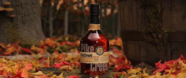 Pike Creek® Whisky* coupon