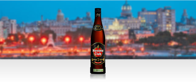 Havana Club® 7 Year Old Rum* coupon