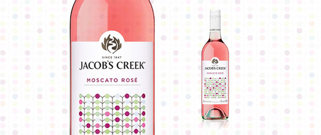 Jacob's Creek™ Moscato Rose* coupon