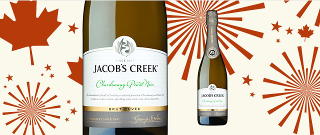 Jacob's Creek® Sparkling Chardonnay Pinot Noir coupon