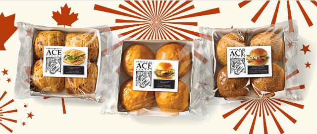 ACE Bakery™ Gourmet Burger Buns coupon