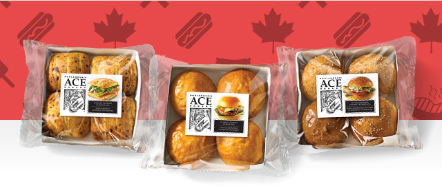 ACE Bakery™ Gourmet Burger Buns coupon