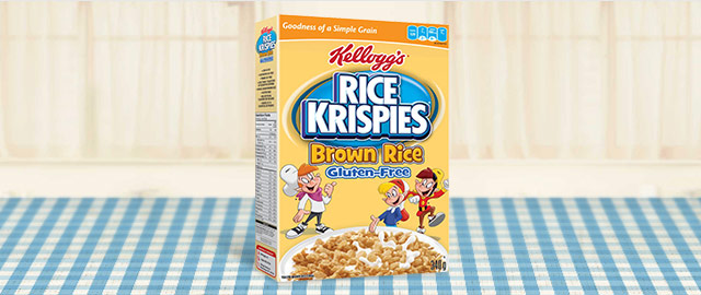 Kellogg's Rice Krispies® Gluten Free Cereal coupon