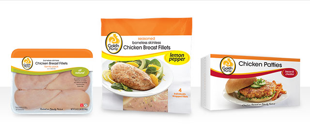 Gold'n Plump® Chicken products coupon