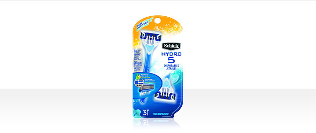 Schick Hydro® 5 Disposables coupon