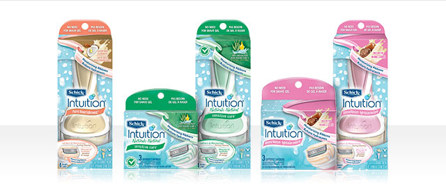 Schick® Intuition® Razor or Refill coupon