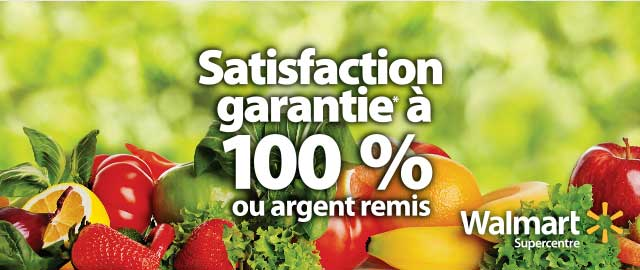 Walmart Mobile Banner - Produce - FRENCH coupon