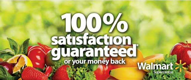 Walmart Mobile Banner - Produce coupon