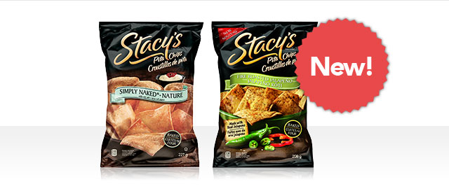 Croustilles de pita Stacy's® ou de bretzel minces Stacy's® coupon