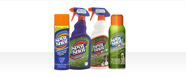 Spot Shot®  coupon