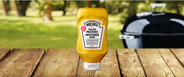 Moutarde de Heinz  coupon