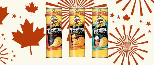 Pringles Tortilla Chips  coupon