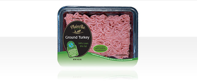 Plainville Farms Ground Turkey coupon
