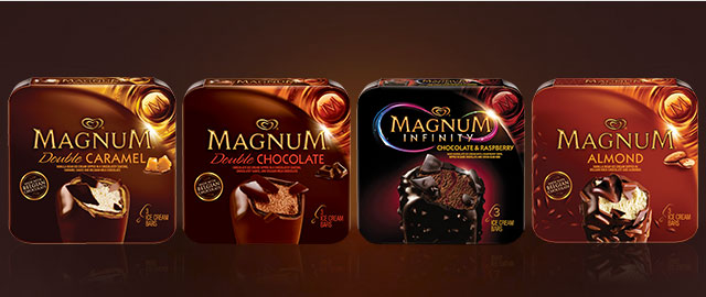 At Select Retailers: Magnum® Ice Cream Bars coupon