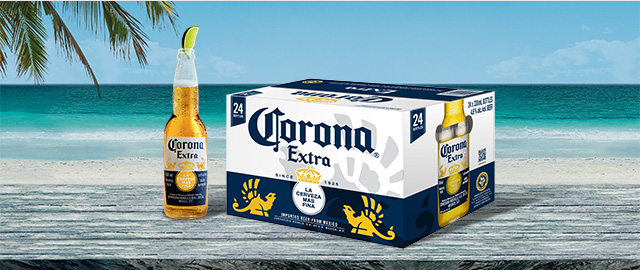 Chez The Beer Store: Corona Extra* coupon