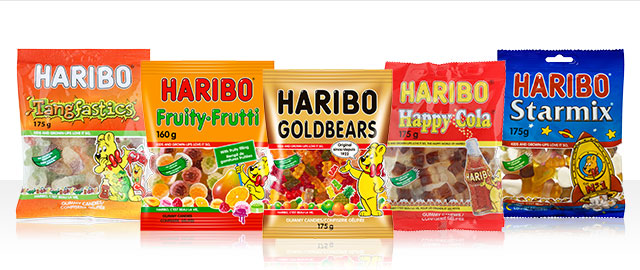HARIBO Gummy Candies coupon