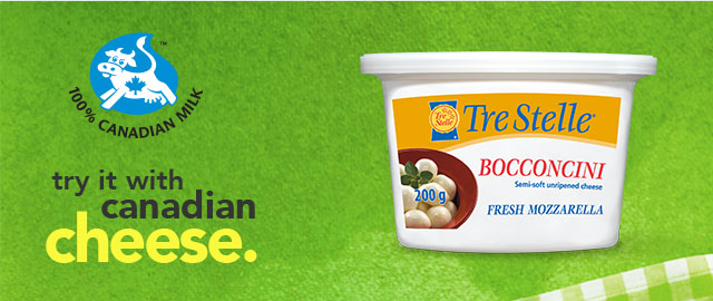 Tre Stelle® Bocconcini Cheese coupon