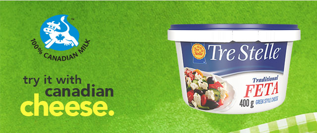 Tre Stelle® Feta Cheese coupon