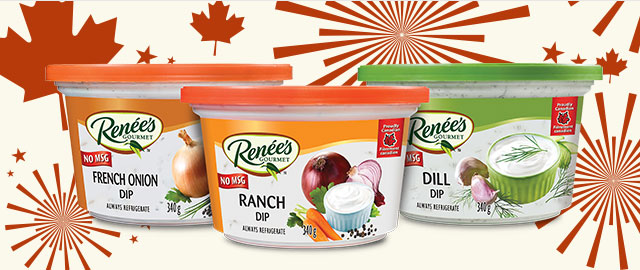 Buy 2: Renée's® Dips coupon