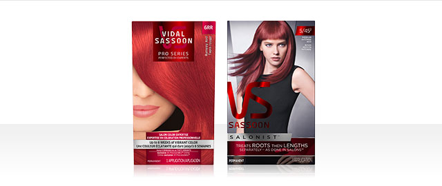 Vidal Sassoon® Hair Colour coupon