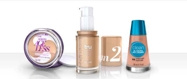 COVERGIRL® Face products coupon