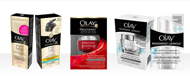 Olay® Skin Care products coupon