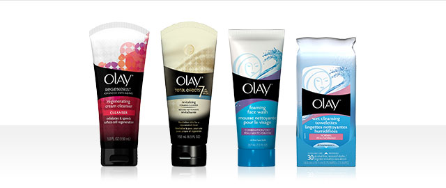 Olay® Cleansers coupon
