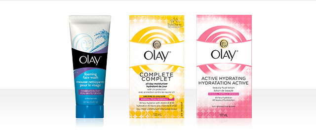 Olay® Classic, Complete or Cleanser coupon