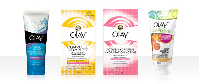 Buy 2: Olay® Complete, Classic, Cleanser Products or Fresh Effects coupon