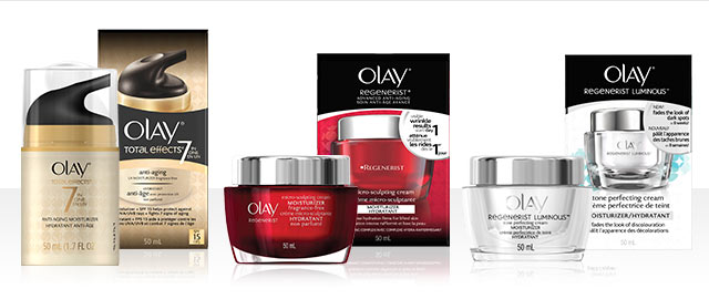 Olay® Moisturizers coupon