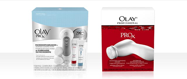 Olay® ProX Cleansing Systems coupon