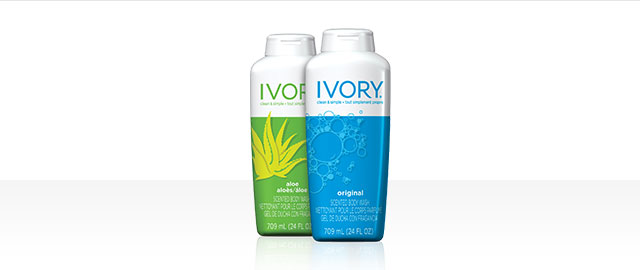 Ivory® Bar or Body Wash Products coupon