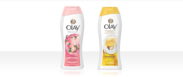 Olay® Bar or Body Wash products coupon