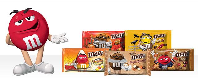 At Target: M&M'S® Chocolate Candies coupon
