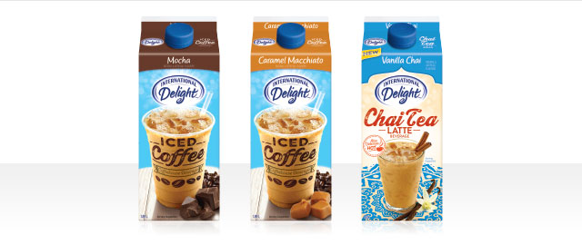 International Delight Iced Coffeehouse coupon