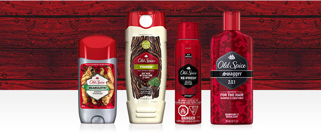 Buy 2: Old Spice® products coupon