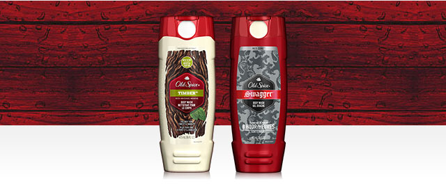 Old Spice® Body Wash or Bar coupon