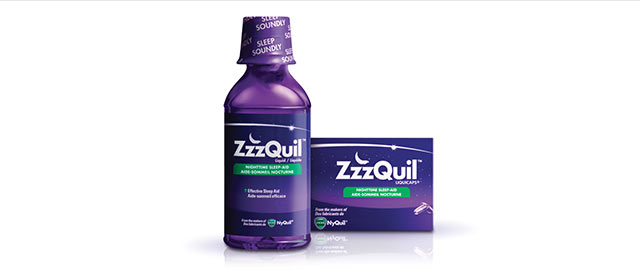 ZzzQuil®  coupon
