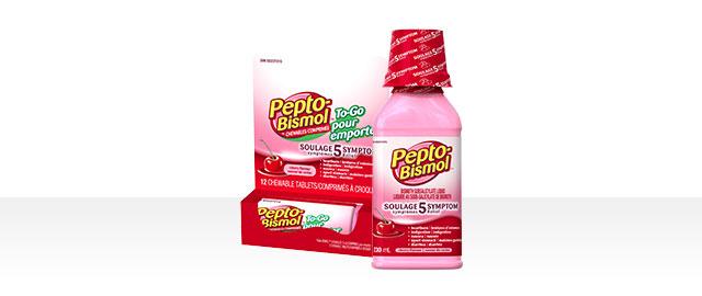 Pepto Bismol® coupon
