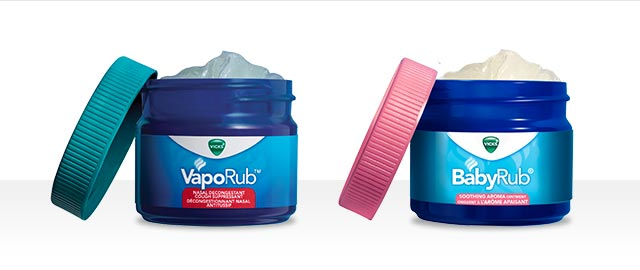 Vicks® VapoRub™ or BabyRub coupon