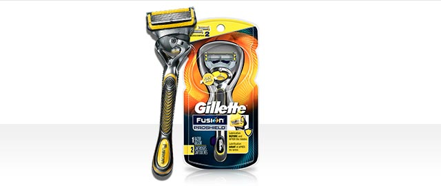 Gillette® Fusion Proshield Razor coupon