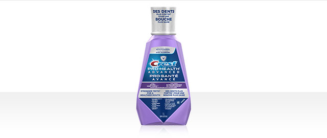 Crest® PRO-HEALTH Advanced Rinse coupon