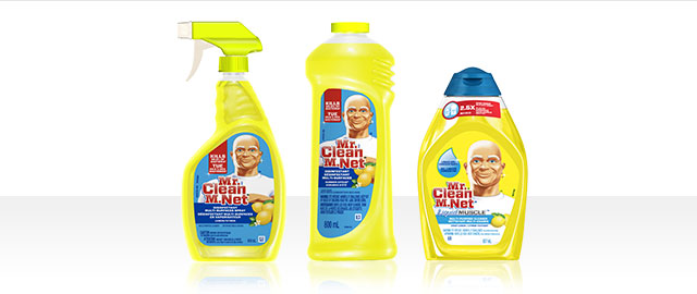 Mr. Clean® Liquid or Spray coupon